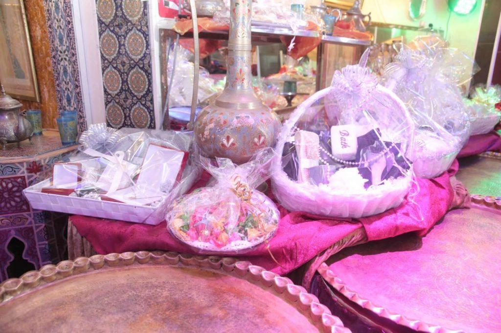 עוגיות לחינה מרוקאית